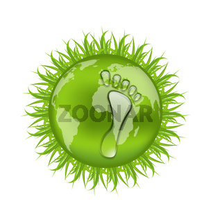 Go green concept, save our planet