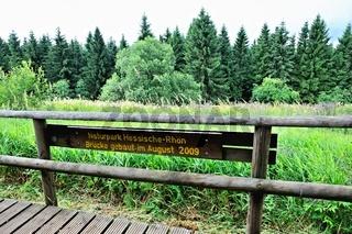 Naturpark Hessische-Rhön