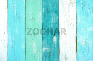 blauer Holzhintergrund