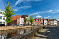 Houses of Bruges Brugge, Belgium