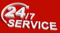 Service around the clock