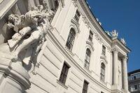 Wien - Michaelertrakt der Hofburg