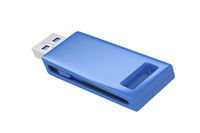 Slide usb flash stick