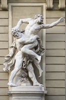 Vienna - Hercules and Antaeus