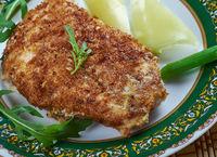 Israeli Chicken Schnitzel