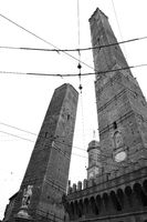 Towers in Bologna