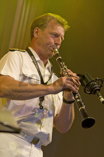 Christoph HEFTRING, Big Band der Bundeswehr