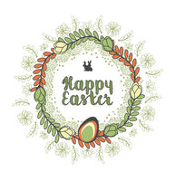 Easter Cute Card