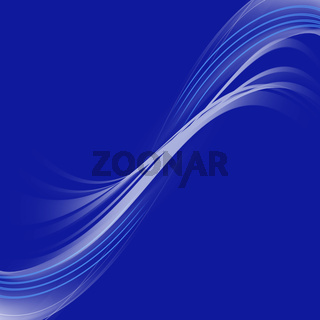 Aabstract background of blue