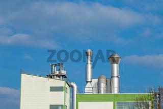 Industrieanlage, Staerkefabrik