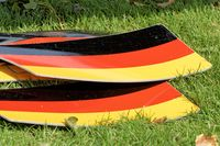 eight oars