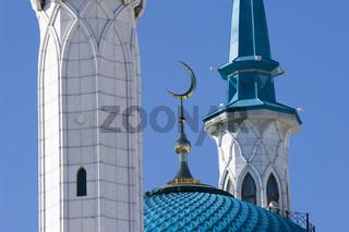 Qolsharif mosque minaret/ Kazan