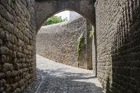 Entrance Carcassonne