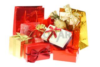 Geschenkboxen.