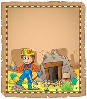 Miner theme parchment 2