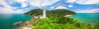 Lighthouse and National Park of Koh Lanta