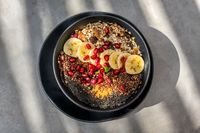 Fruit mix in bowl