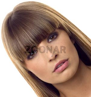 Beauty Face - Schoenes Gesicht - Close up