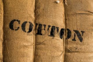Vintage Bale Of Cotton
