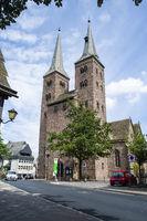 Hoexter Kilianikirche