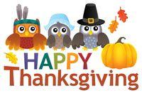 Happy Thanksgiving theme 2
