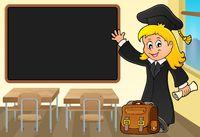 Graduation theme image 7