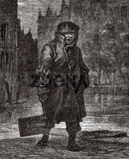 Amsterdam Watchman, 19th Century