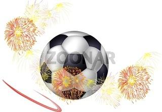 Fussballparty