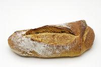 Bread over white