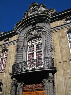historische fassaden antwerpen,belgien