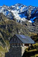 Berghütte Windegghütte des Schweizerischen Alpenclubs