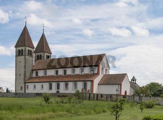 St. Peter und Paul, Insel Reichenau, Bodensee