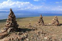 Song Kol Lake, Central Kyryzstan