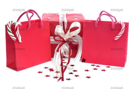 Geschenke mit Streusterne