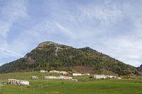 Cimo d Aquiglio in Monti Lessini
