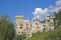 Castle idyll at Seefeld in Tirol