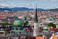 Vienna Capital City of Austria Cityscape