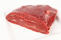 raw flank steak