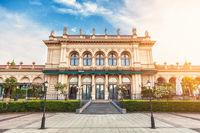 Historic Kursalon at Stadtpark in Vienna Austria