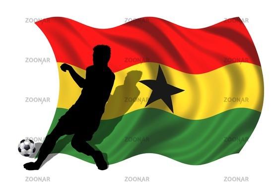Fussball Ghana