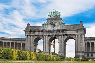 Triumphbogen, Brüssel | triumphal arch Brussels