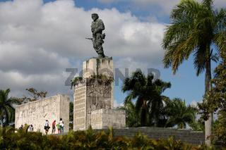 Kuba, Che Guevara Monument und Mausoleum