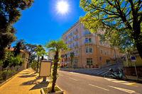 Town of Opatija street view