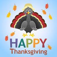 Happy Thanksgiving theme 8