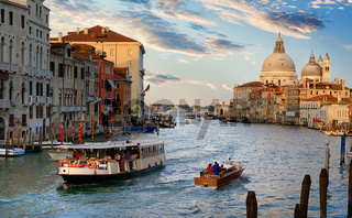 Transport of Venice