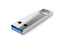 Capless usb stick
