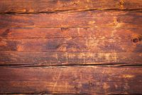 Old wood at a mountain hut