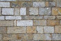 Natursteinmauer Natural stone wall