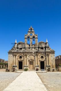 Kloster Arkadi, Kreta