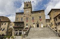 Cortona in Tuscany